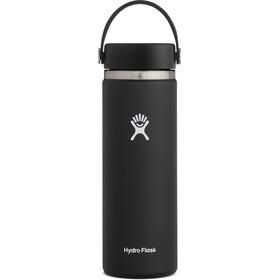 Hydro Flask Wide Mouth Bottle 591ml black